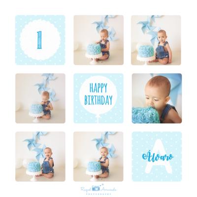 Fotos de cumpleaños de Álvaro