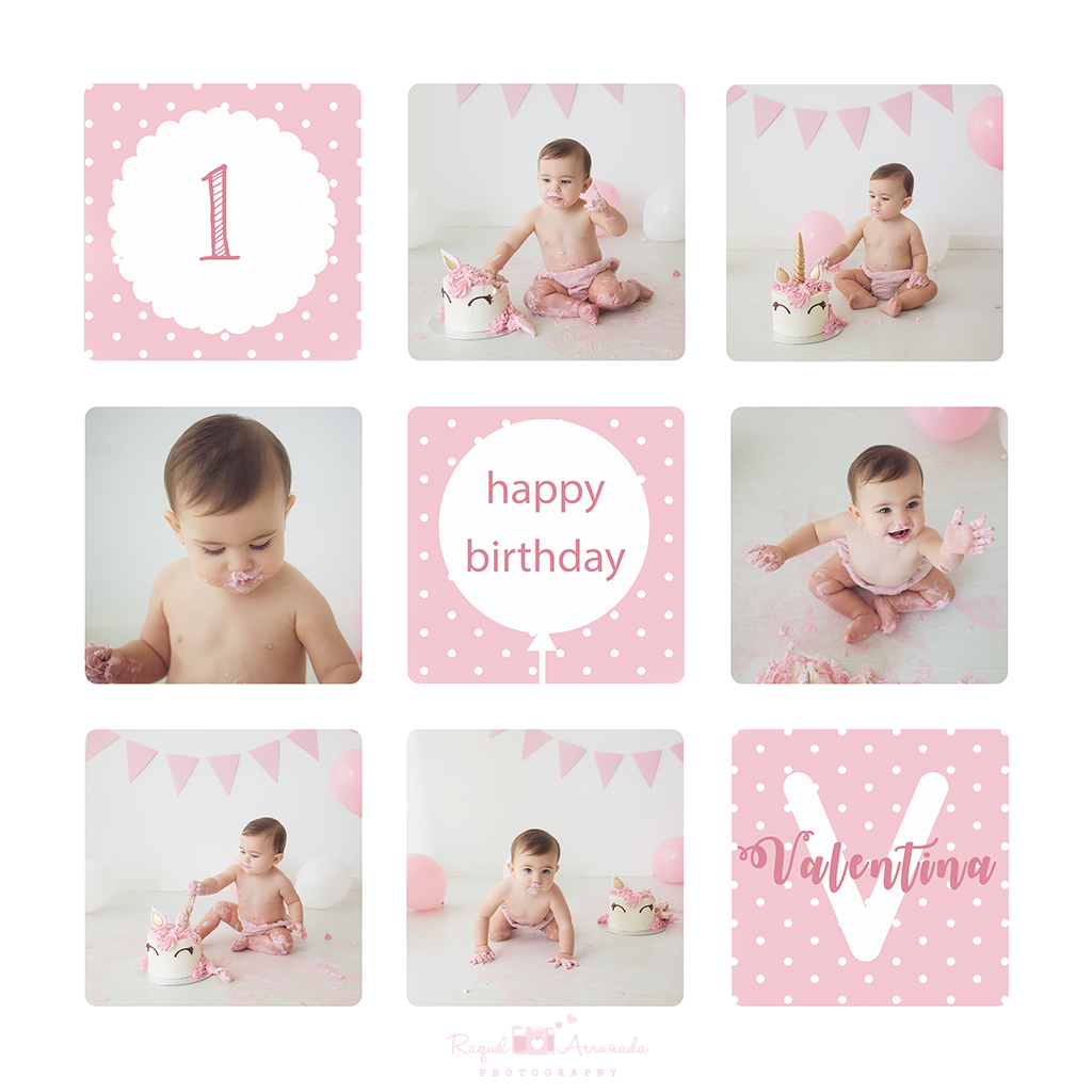 Fotos de Cumpleaños de Valentina